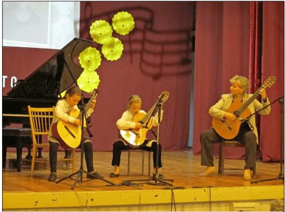 Zdjęcie z koncertu PSM Wolsztyn
