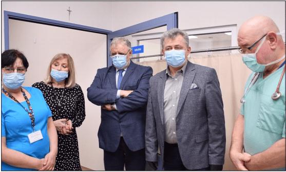 Starosta Powiatowy w Wolsztynie, Nowe urządzenia medyczne