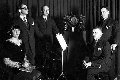Pierwsza Audycja Radiowa