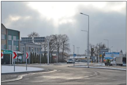 Rondo Rotmistrza Witolda Pileckiego Wolsztyn