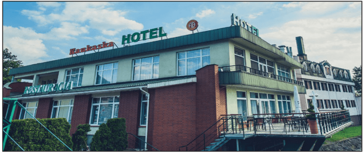 Hotel Kaukaska Wolsztyn